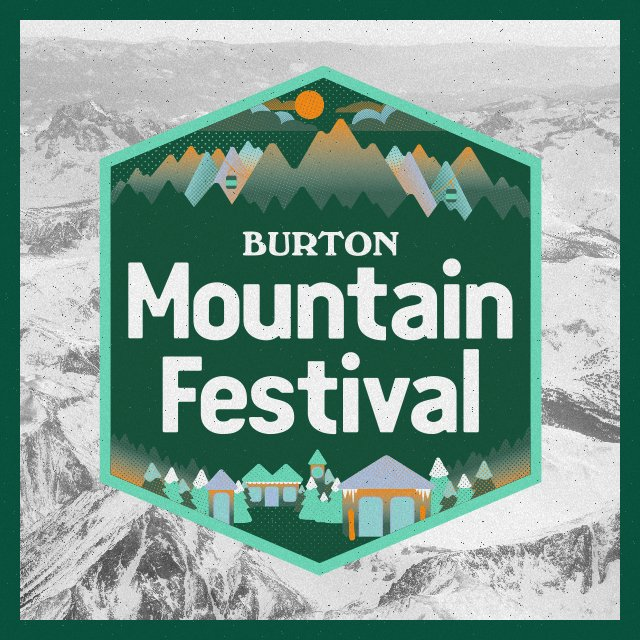2017 Burton Mountain Festival - Tour Announced