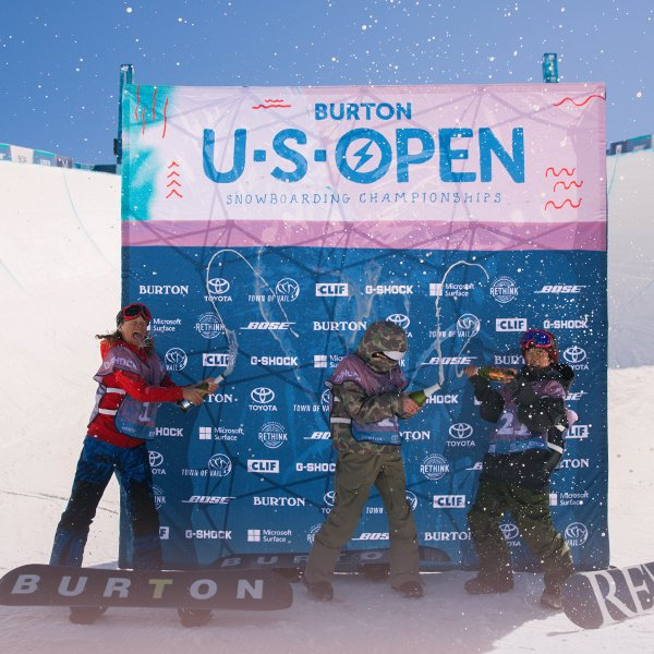 Jake Canter & Mitsuki Ono Win 2018 Burton U·S·Open Junior Jam Presented by Clif Bar