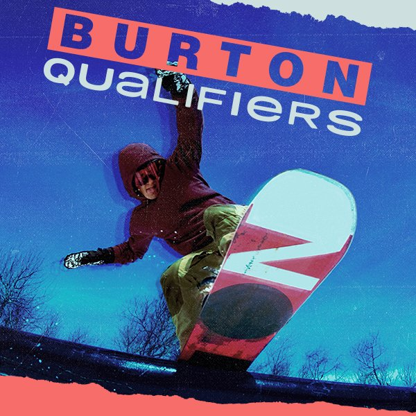 2019-2020 Burton Qualifiers Tour Announced