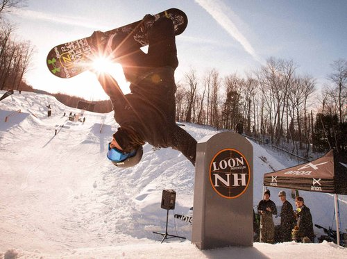 Burton Qualifiers - Loon Mountain, NH