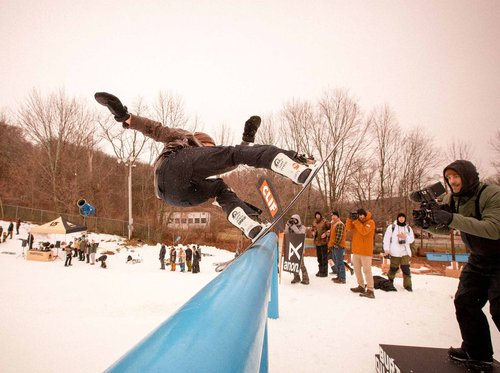 Burton Qualifiers - Mountain Creek, NJ
