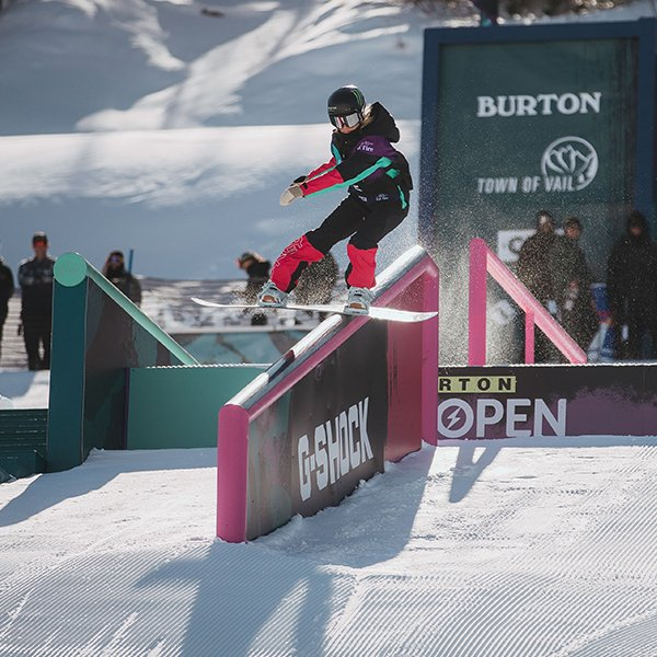 Yuki Kadono and Jamie Anderson Win 2020 Burton U·S·Open Slopestyle
