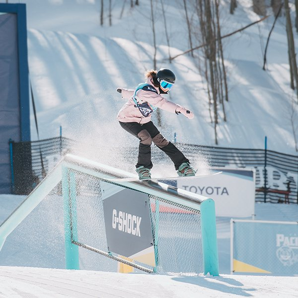 BURTON U·S·OPEN DAILY ROUND-UP: FRIDAY MARCH 1